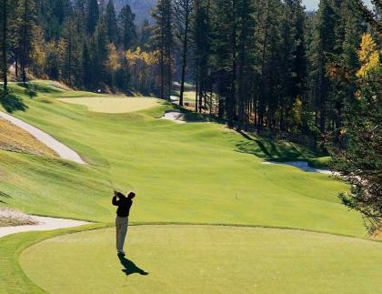 El campo de golf más alto de Europa, en Grandvalira (Andorra)