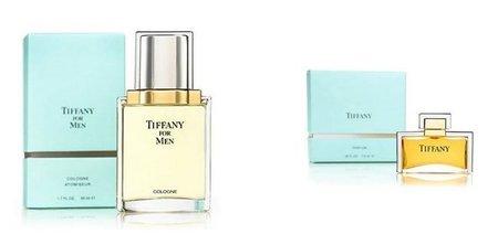Un lujo de Navidad: el perfume de Tiffany's para él y para ella