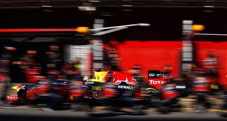 A Red Bull no le preocupan los problemas de fiabilidad