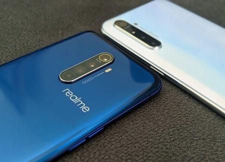 Móviles Realme que actualizarán a Android 10 con ColorOS 7 y sus fechas