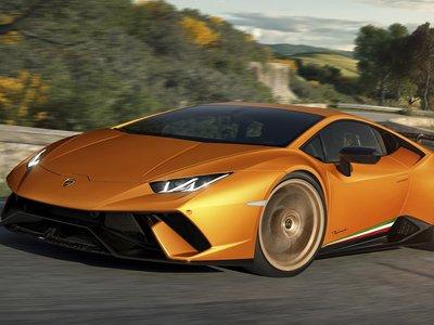 Lamborghini Huracán Performante, el auto del récord en Nürburgring nos sorprende con nuevas tecnologías