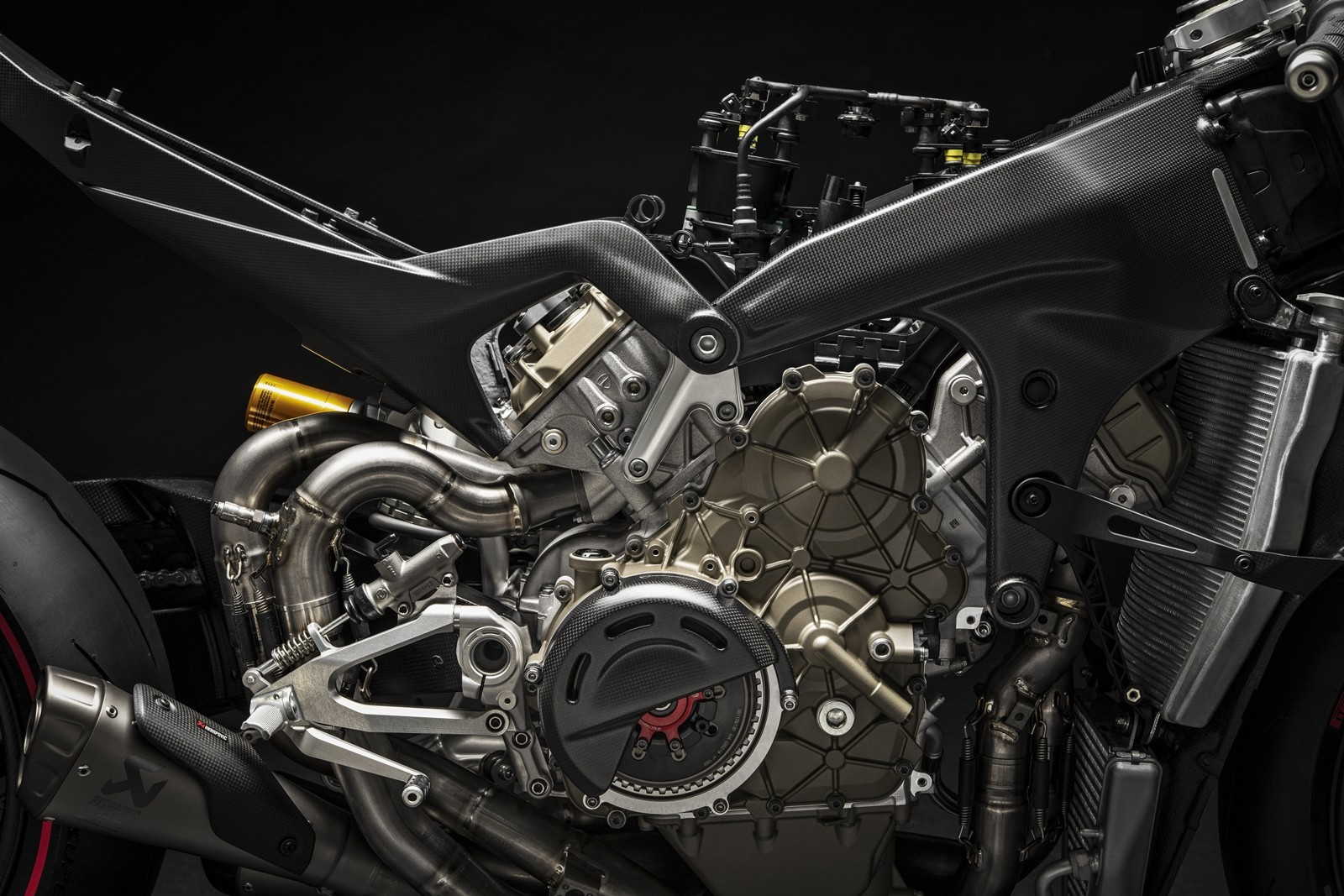 Foto de Ducati Panigale Superleggera V4 2020 (35/61)