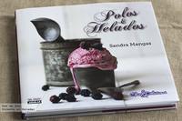 Polos y Helados, de Sandra Mangas. Libro de recetas