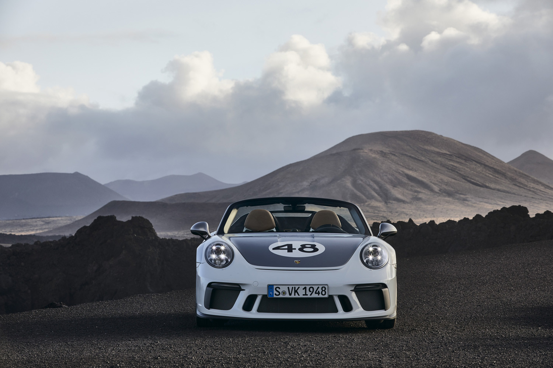 Foto de Porsche 911 Speedster 2019 (3/43)