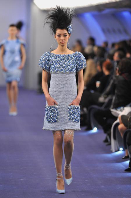 Vestido Chanel AC