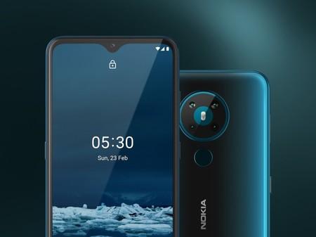 Nokia 5 3 Mexico Precio Att