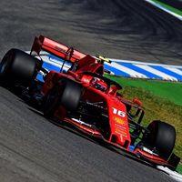 Charles Leclerc supera a Sebastian Vettel y lidera la rebelión de Ferrari en el Gran Premio de Alemania