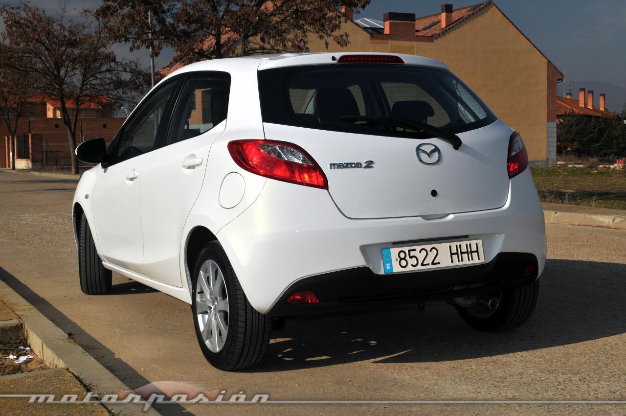 Foto de Mazda2 2011 (Prueba) (35/58)