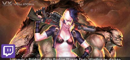Streaming de Raiders of the Broken Planet: Furia Wardog a las 17:00h (las 10:00h en Ciudad de México)