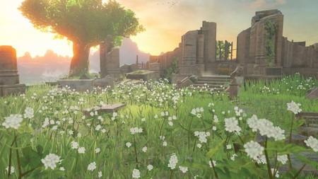 The Legend of Zelda: Breath of the Wild lanza una actualización que mejora su rendimiento