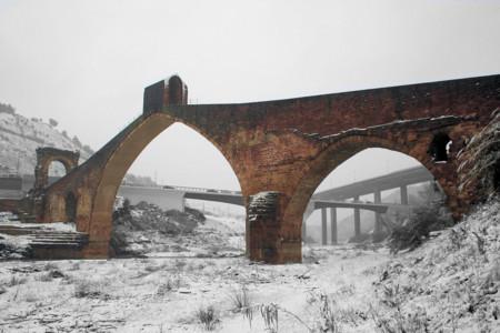 Puente Del Diablo Martorell Catalonia Spain Pic 05