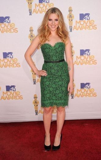 Alfombra roja MTV Movie Awards 2010: lo mejor y peor de las invitadas
