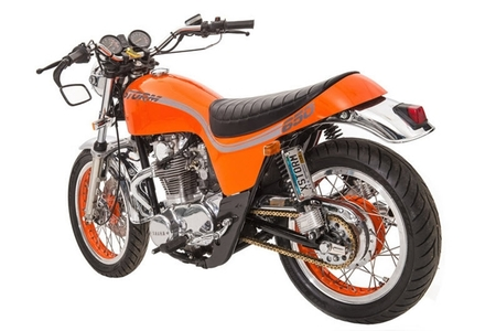 Yamaha x650 storm phil little racing
