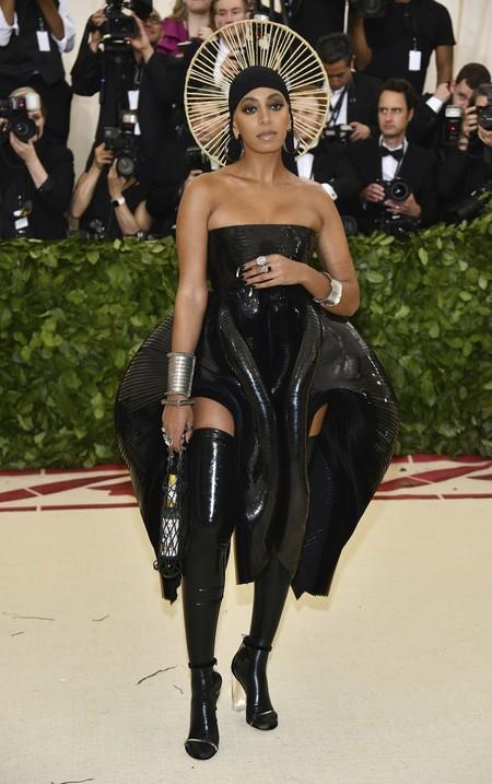 met gala 2018 Solange Knowles