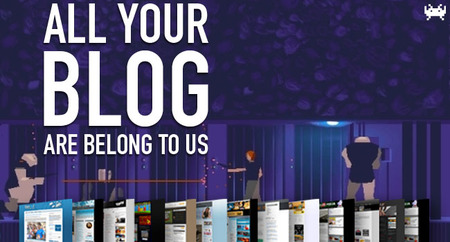 Accesorios absurdos que nos encantan, el maestro Yu Suzuki y las pantallas de carga. All Your Blog Are Belong To Us (CXXXV)