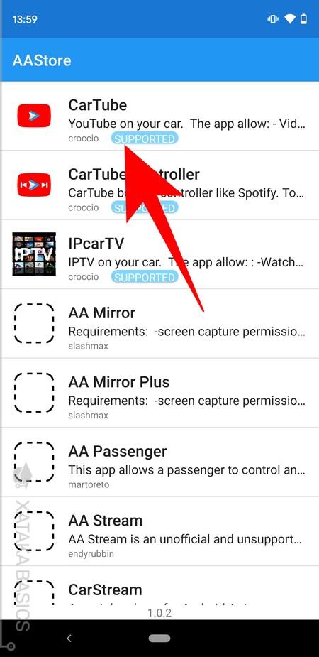 Elegir La App