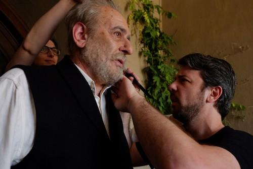 """""""'Mientras dure la guerra' ha sido el trabajo más duro y exigente de mi carrera"""". Nacho Díaz, ganador del Goya al mejor maquillaje y peluquería"""