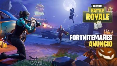 Fortnite celebra Halloween con Pesadilla antes de la tempestad, la nueva actualización su Battle Royale