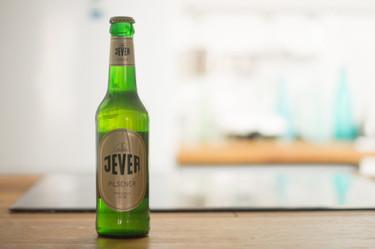 Jever Pilsener. Cata de cerveza