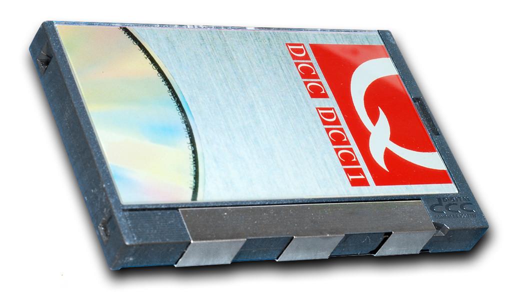 Digital Compact Cassette Front