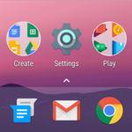 Así sería el renovado launcher de Google y los fondos de pantalla que estrenarían los nuevos Nexus