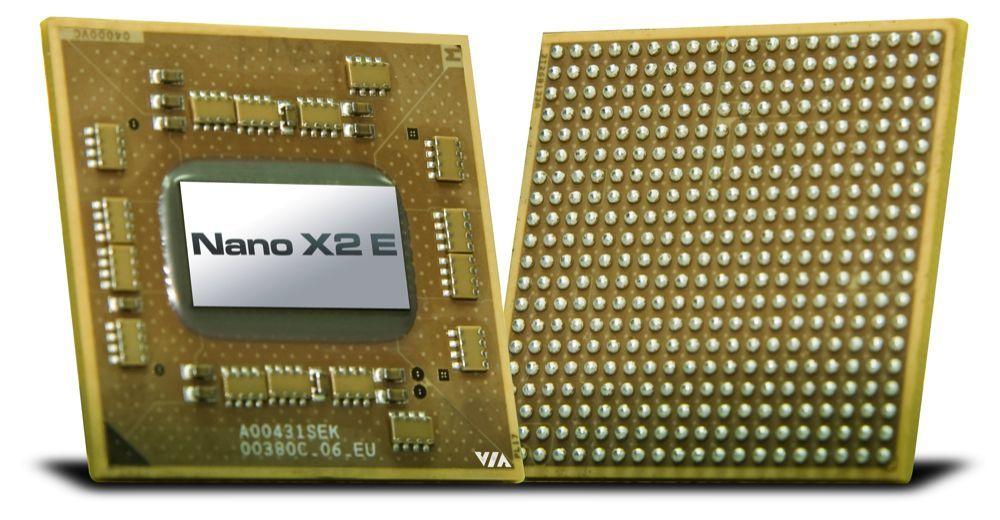 Foto de VIA Nano X2 E (2/5)