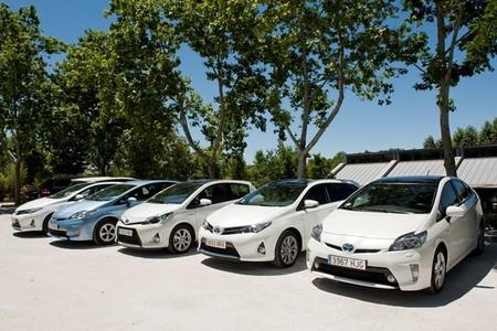 Toyota lidera la venta de híbridos en el mundo: las últimas cifras