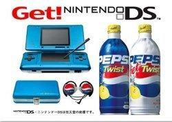Nueva Nintendo DS Azul.