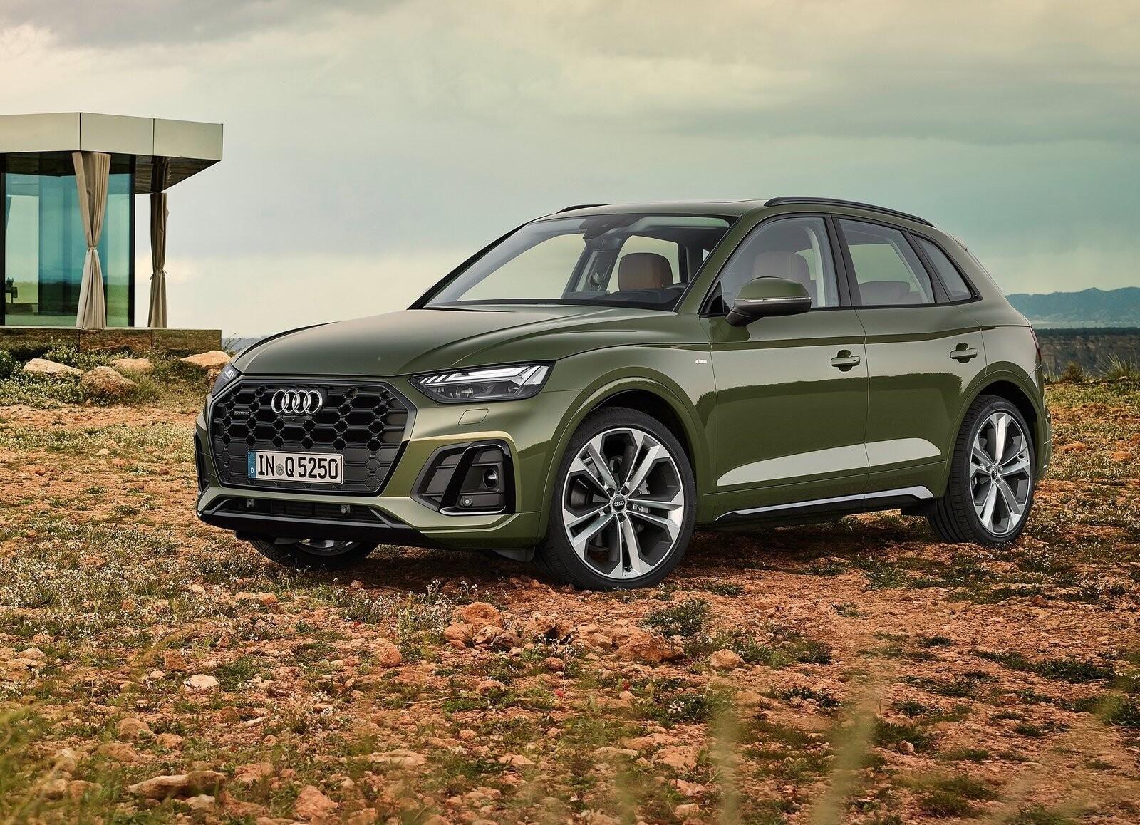 Foto de Audi Q5 2021: Precios, versiones y equipamiento en México (1/13)
