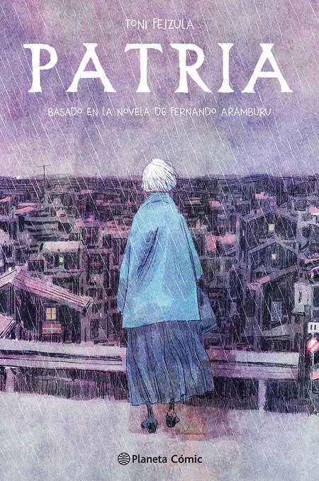 Entrevista con Toni Fejzula, autor de la adaptación de 'Patria' (Fernando Aramburu) a novela gráfica