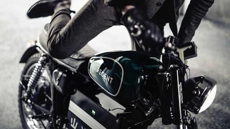 Motocicleta Regent nº1