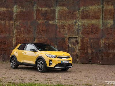 Probamos el nuevo Kia Stonic, un pequeño SUV muy 'chic' dado a ser un superventas