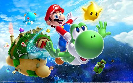 Diviértete con estos dieciséis minutos de glitches de Super Mario Galaxy 2
