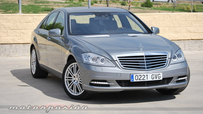 Mercedes-Benz S 400 BlueHYBRID
