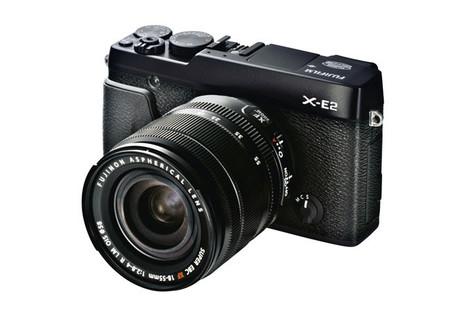 Fujifilm X-E2 con 18-55
