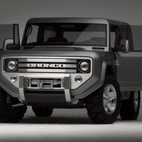 Es oficial, después de dos décadas de ausencia la Ford Bronco estará de regreso