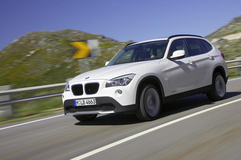 Foto de BMW X1 (19/120)