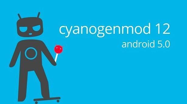 Las primeras versiones de CyanogenMod 12 basadas en Android Lollipop 5.0.1 comienzan su andadura