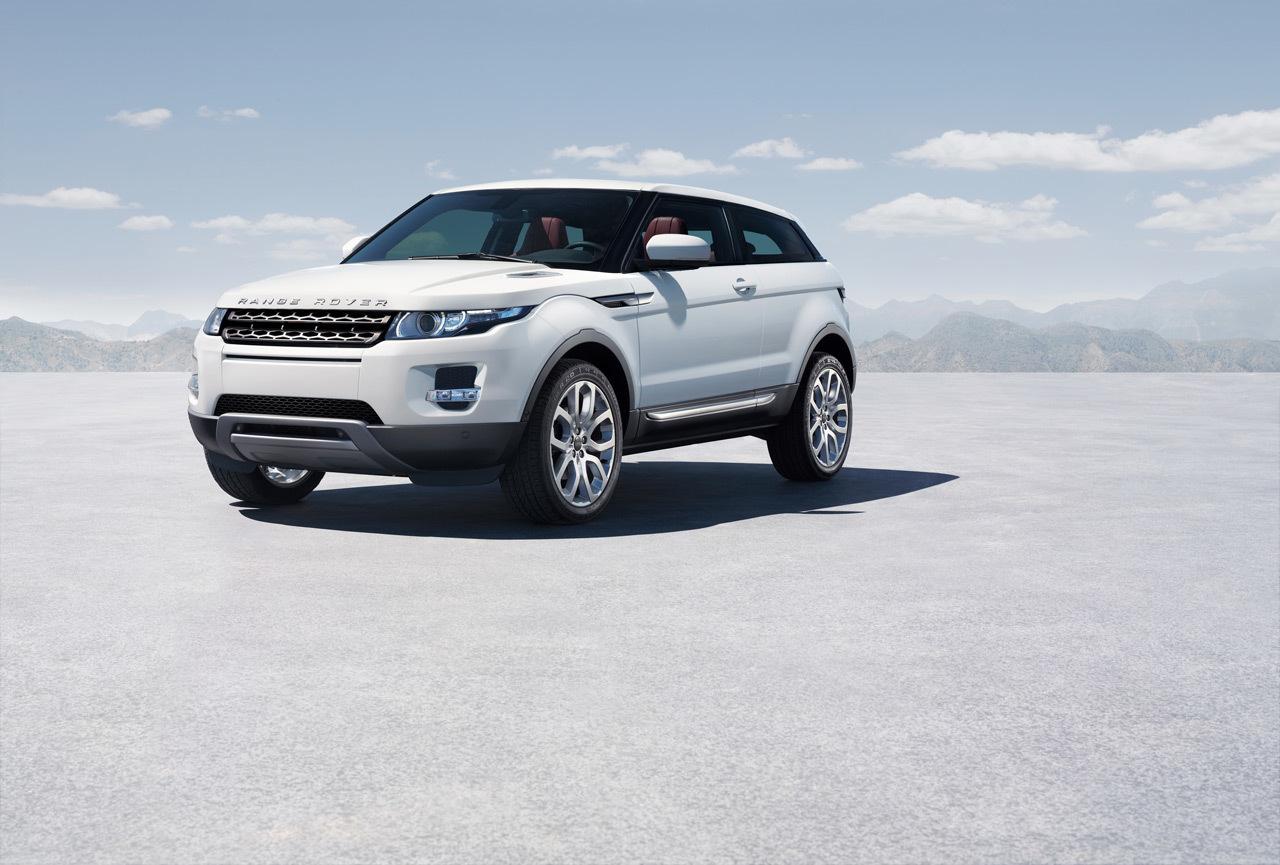 Foto de Range Rover Evoque (1/12)