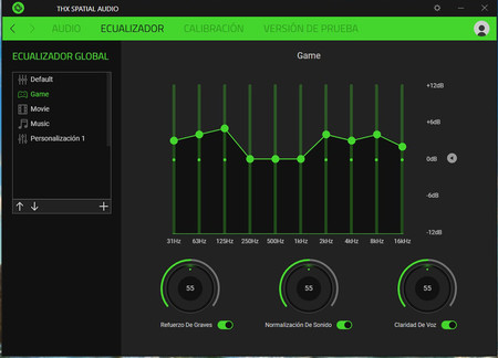 Razer Thx Spatial Audio