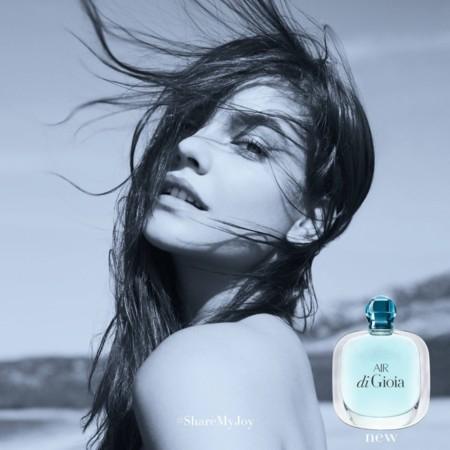 Armani Air Di Gioia 2016 Perfume Campaign