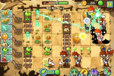 Plants vs. Zombies 2 para Android, ya disponible