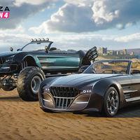 Ya puedes conducir el lujoso Regalia Type D, el coche de Final Fantasy XV, en Forza Horizon 4