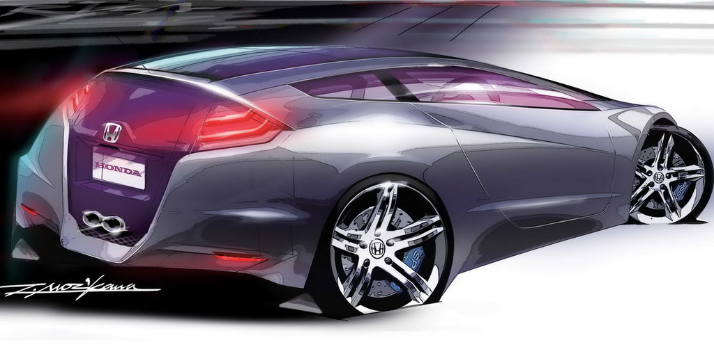 Foto de Honda CR-Z Concept (11/14)