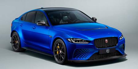 Jaguar XE SV Project 8 Touring, el deportivo se despoja de algunos elementos para cautivar a los más puristas