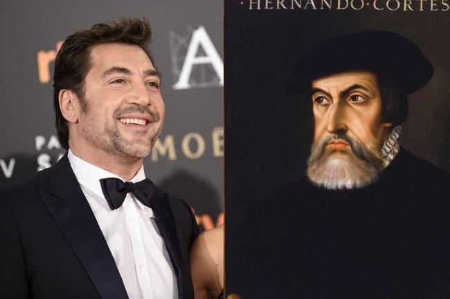 Javier Bardem será Hernán Cortés en la nueva serie de Steven Spielberg para Amazon
