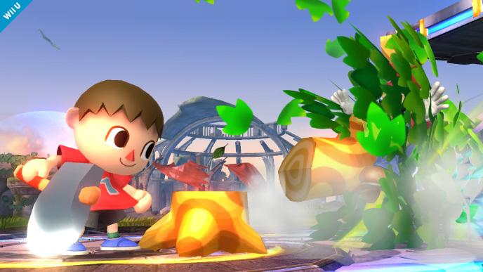 170613 - Nuevas caras en Smash Bros