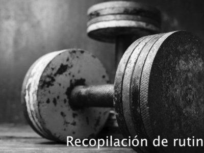 Recopilación de rutinas: rutina powerlifting PNP1 (XVII)