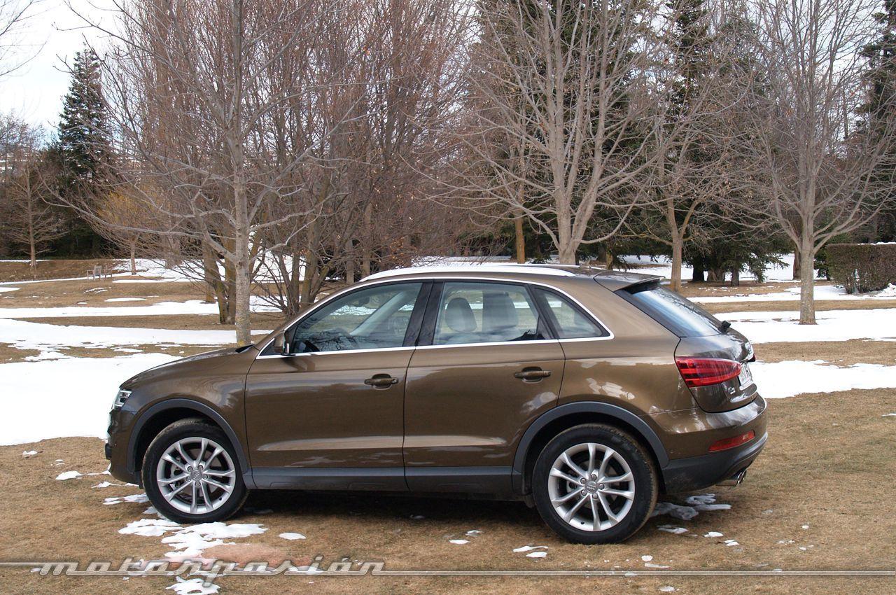 Audi Q3 (miniprueba)