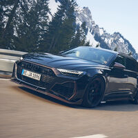 ¡Más madera! ABT saca 801 CV al Audi RS 6 con el Johann Abt Signature: un familiar de 2,9 segundos en el 0-100 km/h